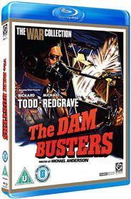 The Dam Busters - (Import Blu-ray Disc)