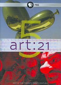 Art:21 Art in the 21st Century Ssn 5 - (Region 1 Import DVD)