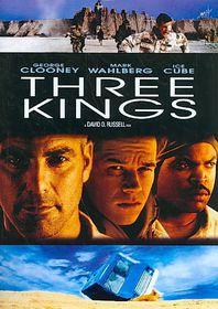Three Kings - (Region 1 Import DVD)