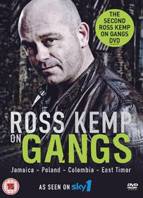 Ross Kemp On Gangs: Jamaica/Colombia/East Timor/Poland - (Import DVD)