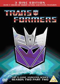 Transformers: Season 2.2 - (Import DVD)