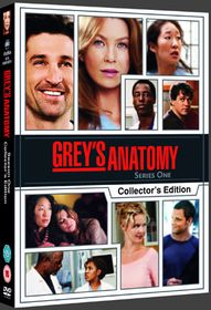 Grey's Anatomy: Series 1 - (parallel import)