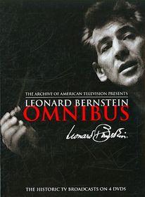 Omnibus:Leonard Bernstein - (Region 1 Import DVD)
