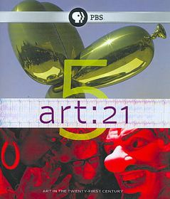 Art:21 Art in the 21st Century Ssn 5 - (Region A Import Blu-ray Disc)