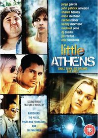 Little Athens - (Import DVD)