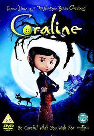 Coraline - (Import DVD)
