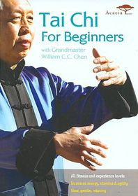 Tai Chi for Beginners with Grandmaste - (Region 1 Import DVD)
