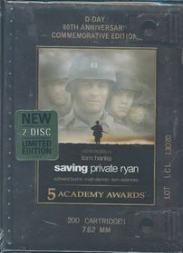 Saving Private Ryan D-Day 60th Annive - (Region 1 Import DVD)