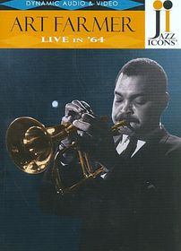 Art Farmer Live In 64 (jazz Icons) - Live In 64 (DVD)