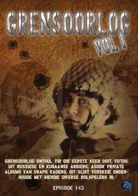 Grensoorlog Vol 1 (DVD)