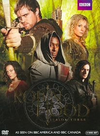 Robin Hood:Season Three - (Region 1 Import DVD)
