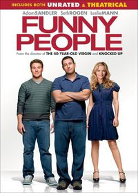 Funny People - (Region 1 Import DVD)