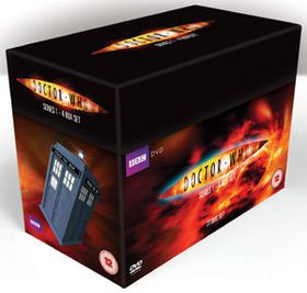Doctor Who - The New Series: Series 1-4 - (Import DVD)