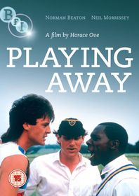 Playing Away - (Import DVD)