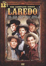 Laredo the Complete Series - (Region 1 Import DVD)
