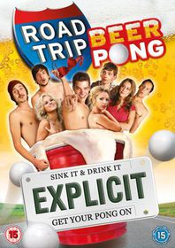Road Trip: Beer Pong - (Import DVD)