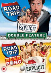 Road Trip / Road Trip: Beer Pong - (Import DVD)