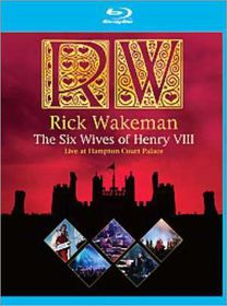 Rick Wakeman - The Six Wives Of Henry VIII: Live At Hampton Court Palace - (Import Blu-ray Disc)