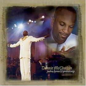 Donnie McClurkin - Psalms, Hymns & Spiritual Songs (CD)