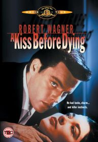 A Kiss Before Dying (1956) - (DVD)