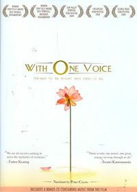 With One Voice - (Region 1 Import DVD)