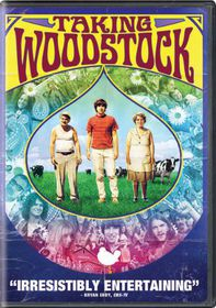 Taking Woodstock - (Region 1 Import DVD)
