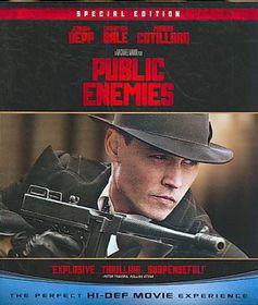 Public Enemies - (Region A Import Blu-ray Disc)