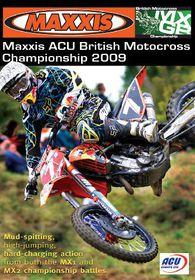British Motocross Championship Review: 2009 - (Import DVD)