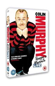 Colin Murphy: Happy in Menace Live - (Import DVD)