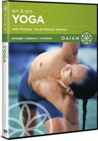 Gaiam AM/PM Yoga - (Import DVD)