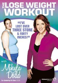 Mikyla Dodd: The Lose Weight Workout - (Import DVD)
