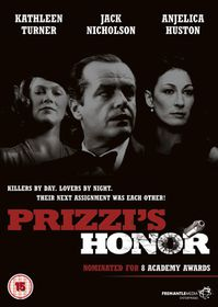 Prizzi's Honor - (Import DVD)
