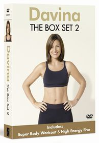 Davina: The Box Set 2 (DVD)