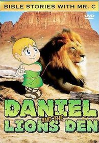 Bible Stories With Mr C: Daniel and the Lion's Den - (Import DVD)
