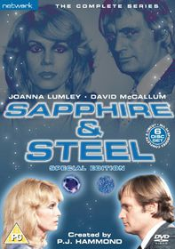 Sapphire and Steel: Complete Series - (Import DVD)
