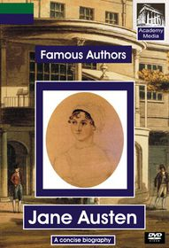 Famous Authors: Jane Austen - A Concise Biography - (Import DVD)