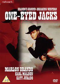 One Eyed Jacks - (Import DVD)