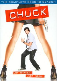 Chuck:Comp Second Ssn - (Region 1 Import DVD)