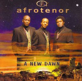 Afro Tenor - A New Dawn (CD)
