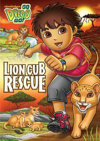 Go Diego Go:Lion Cub Rescue - (Region 1 Import DVD)
