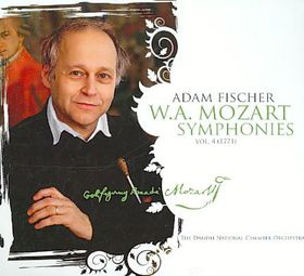 Mozart: Symphonies Vol 4 - Symphonies - Vol.4 (CD)