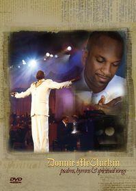 Mc Clurkin Donnie - Psalms, Hymns & Spiritual Songs (DVD)
