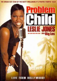 Problem Child:Leslie Jones Aka Big Le - (Region 1 Import DVD)