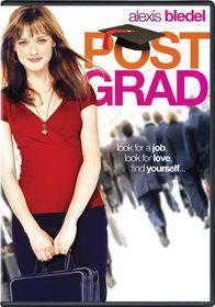 Post Grad - (Region 1 Import DVD)