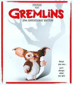 Gremlins - (Region A Import Blu-ray Disc)