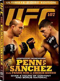 UFC 107 - (Region 1 Import DVD)