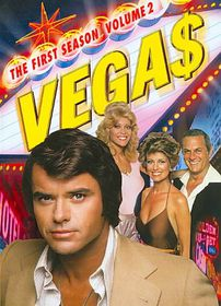 Vegas:First Season Vol 2 - (Region 1 Import DVD)