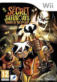 The Secret Saturdays: Beasts of the 5th Sun (Wii)