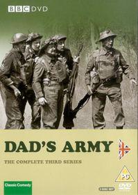 Dad's Army : Season 3 (2 Disc Set) - (DVD)