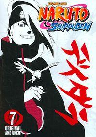 Naruto Shippuden Vol 7 - (Region 1 Import DVD)